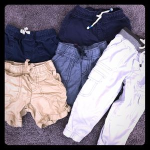 Other - 5 pairs of boys shorts/pants